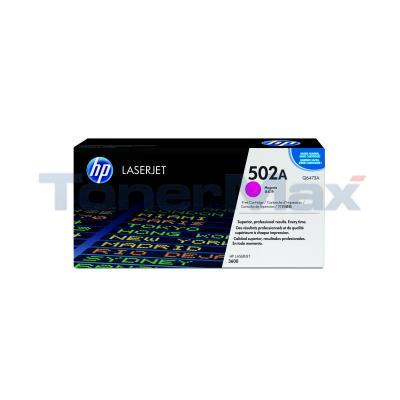 HP CLJ 3600 TONER MAGENTA